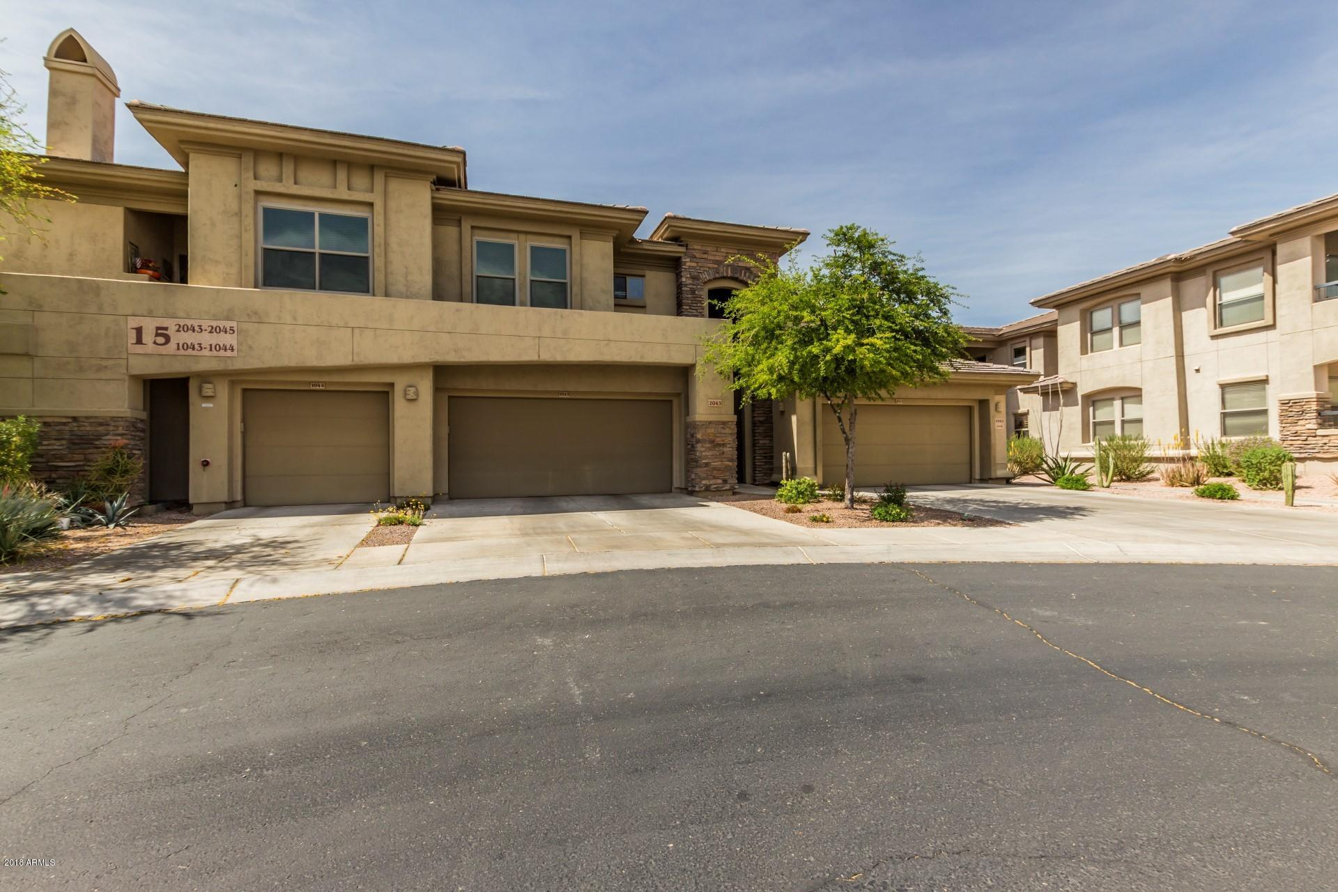 Photo of 16800 E EL LAGO Boulevard #2043, Fountain Hills, AZ 85268