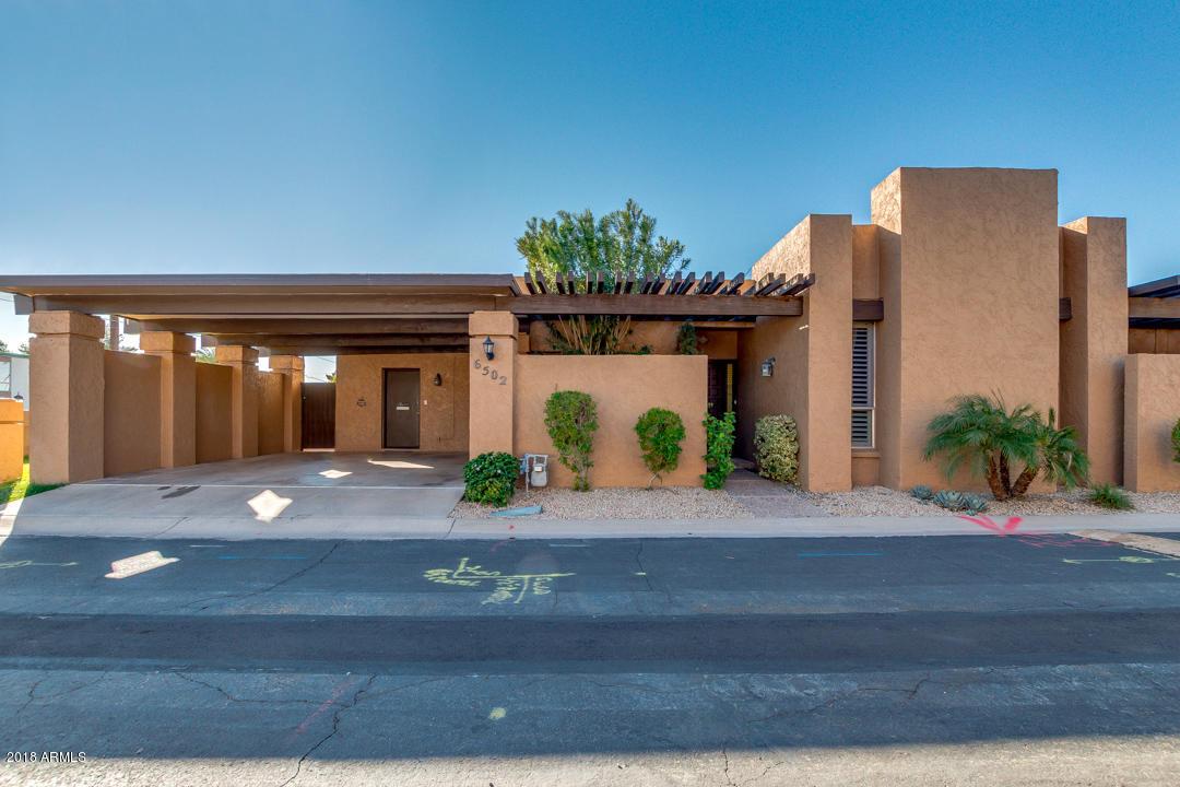 Photo of 6502 N LA PALOMA ESTE --, Phoenix, AZ 85014