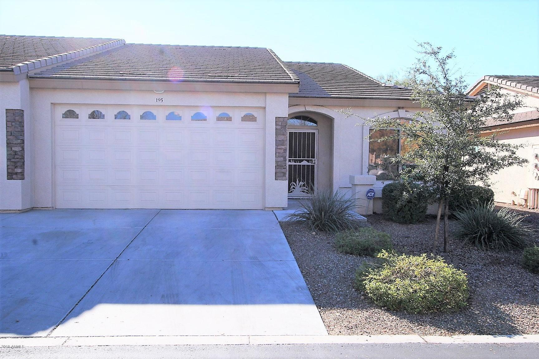 Photo of 10960 E MONTE Avenue #195, Mesa, AZ 85209