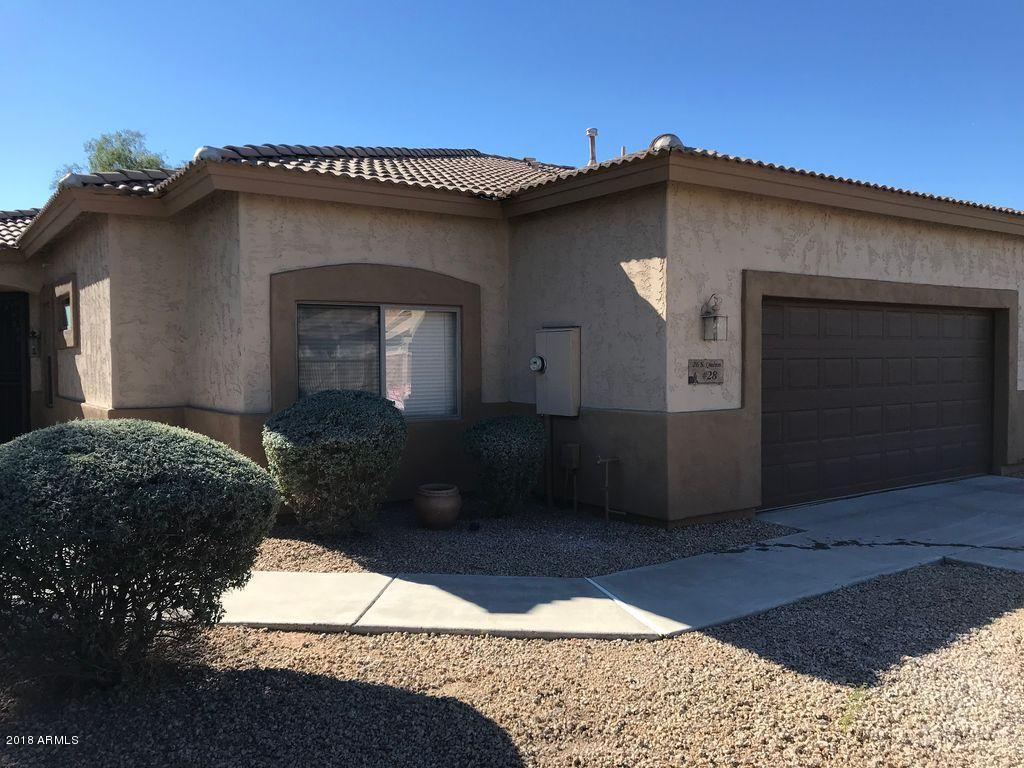 Photo of 26 S QUINN Circle #28, Mesa, AZ 85206