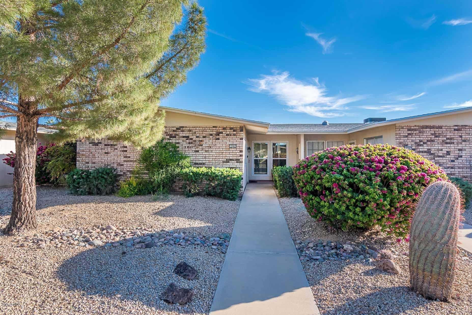 Photo of 13341 W STONEBROOK Drive, Sun City West, AZ 85375