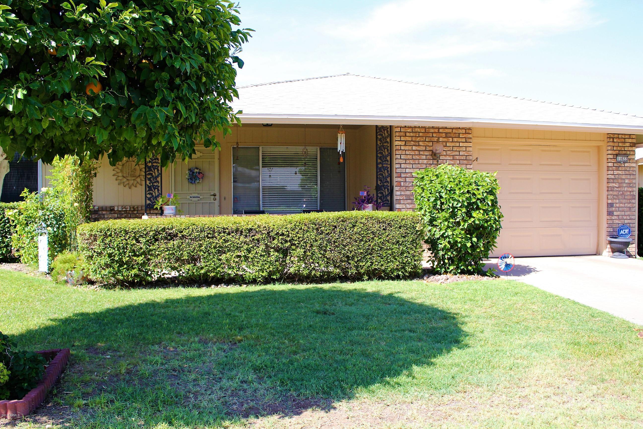 Photo of 11022 W CARON Drive, Sun City, AZ 85351
