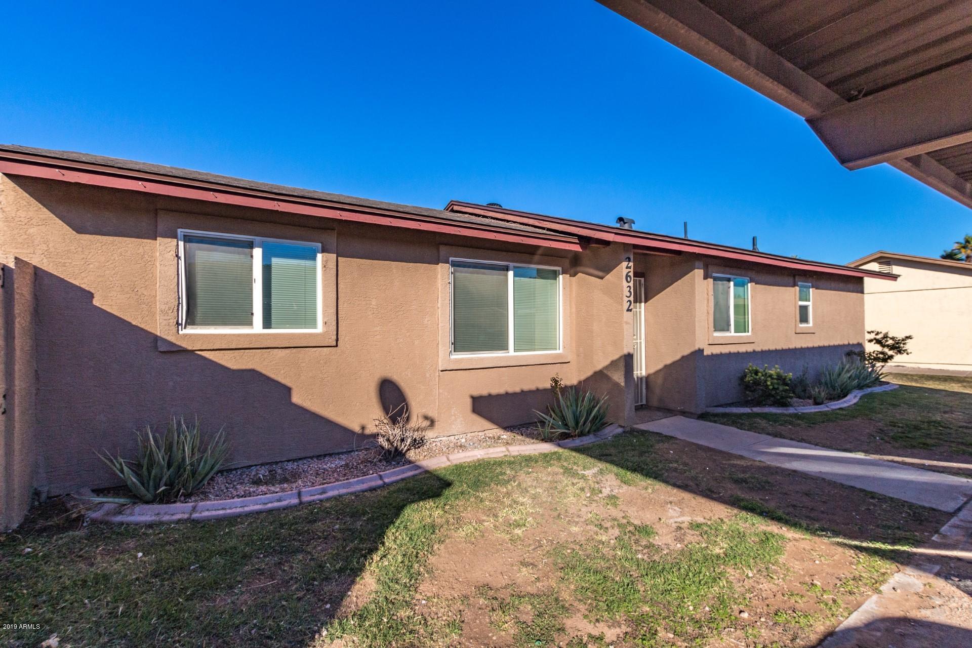 Photo of 2632 E ORANGE Street, Tempe, AZ 85281