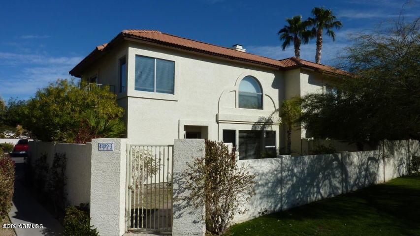 Photo of 4809 E HAZEL Drive #1, Phoenix, AZ 85044
